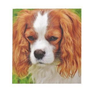 Bloc De Notas Animal de mascota divertido arrogante del perro de