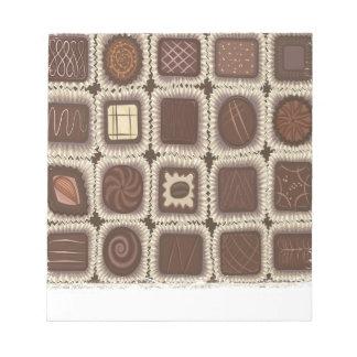 Bloc De Notas Día de la menta del chocolate - día del aprecio