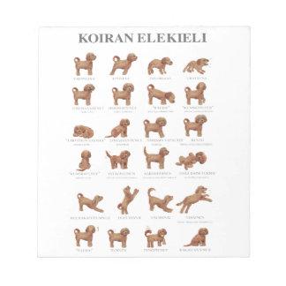 Bloc De Notas Elekieli de Koiran
