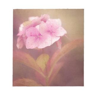 Bloc De Notas flor