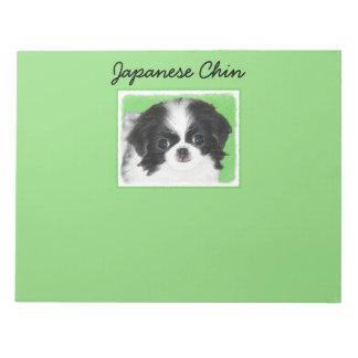 Bloc De Notas Japonés Chin