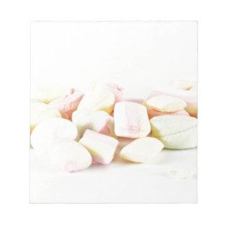 Bloc De Notas Melcochas de los caramelos