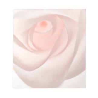 Bloc De Notas Ojo rosado del rosa