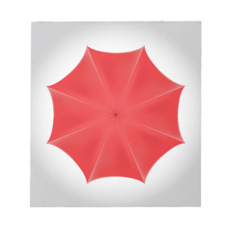 Bloc De Notas paraguas