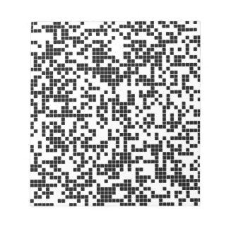 Bloc De Notas pixel