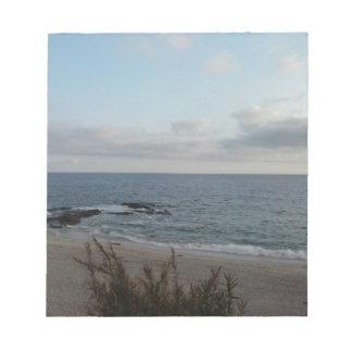 Bloc De Notas playa sola