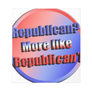 Bloc De Notas Republicant