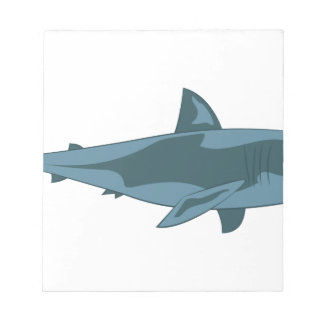 Bloc De Notas Tiburón