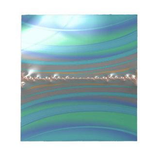 Bloc De Notas un fractal más vivaz de la hiedra