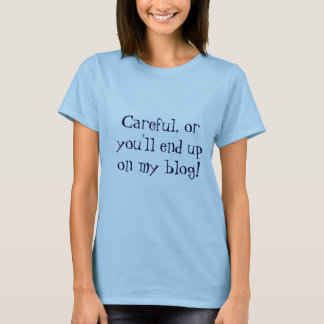 Bloggers Camiseta