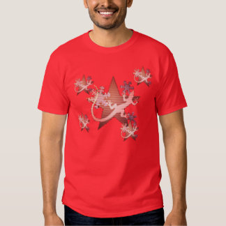 Blooded frío favorable camisetas