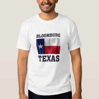 Bloomburg Tejas Camiseta