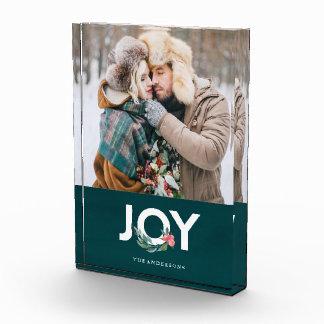 Bloque floral de la foto de la alegría