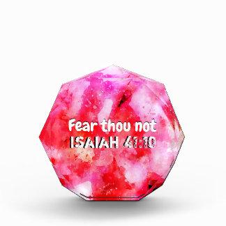 Bloque Para Fotos Isaías 41 10 que consolidaré