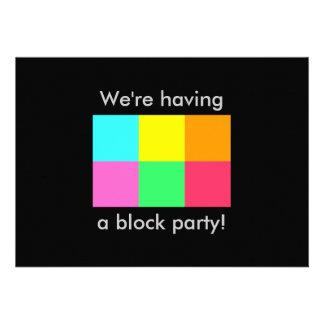 Bloque Party_Party del color