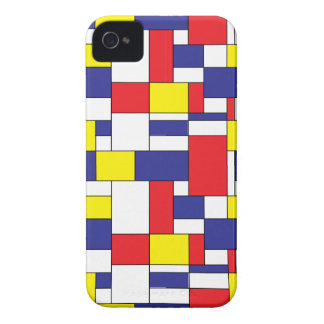 bloques del color funda para iPhone 4 de Case-Mate