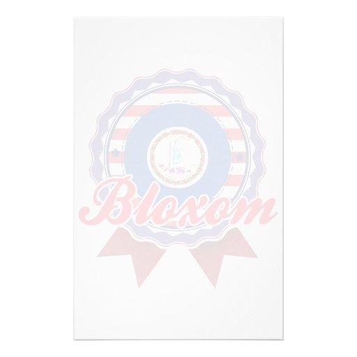 Bloxom, VA Papeleria De Diseño