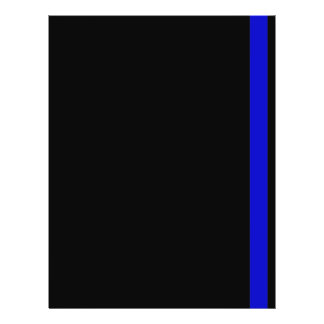 Blue Line fino Tarjetas Publicitarias