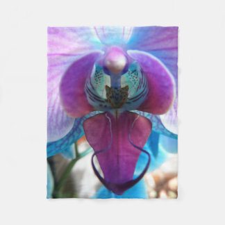 Blue Orchid Fleecedecke Manta Polar