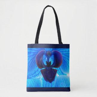 Blue Orchid Tragetasche Bolso De Tela