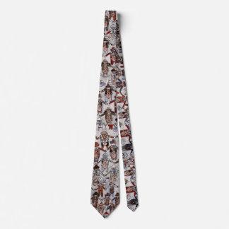 Blueser Krawatte Corbatas
