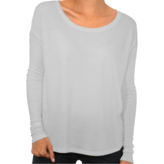 Blusa de manga larga de Bella Flowy de las mujeres Camisetas