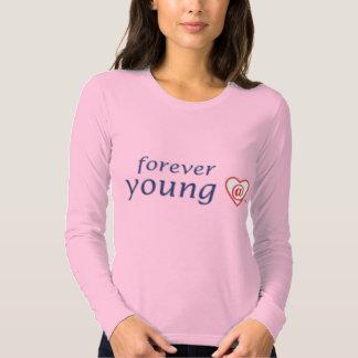 Blusa de manga larga de las señoras del FY Camisetas