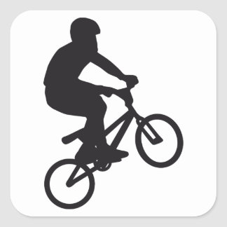 BMX motero trick jump