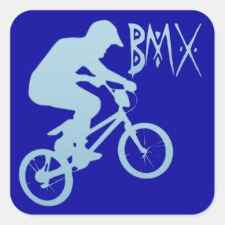 BMX CALCOMANIA CUADRADAS PERSONALIZADAS