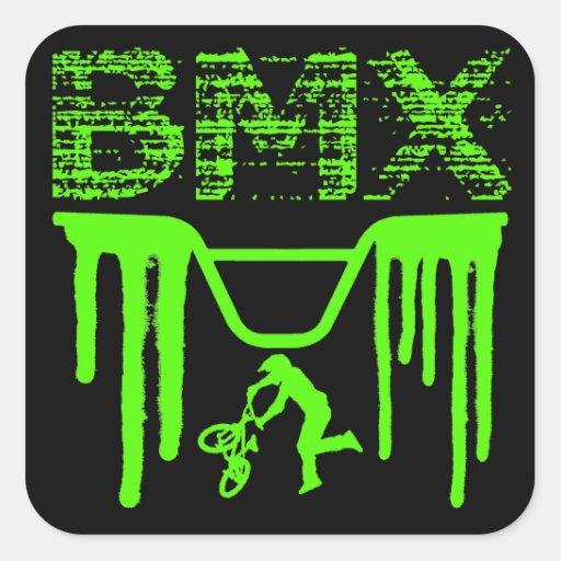 BMX COLCOMANIA CUADRADA