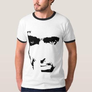 BnW_face Camiseta