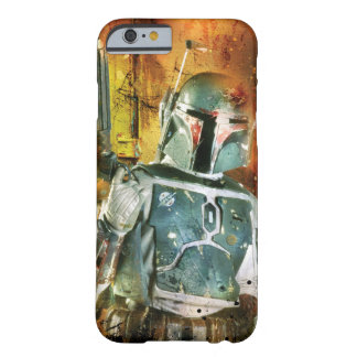 Boba Fett Stylized Funda Barely There iPhone 6
