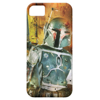Boba Fett Stylized Funda Para iPhone SE/5/5s