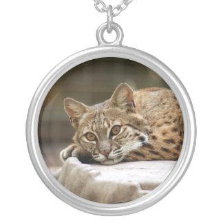 BobcatBCR018 Collar Plateado