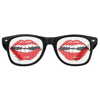 gafas boca
