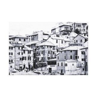 Boccadasse, Italia Impresion De Lienzo