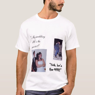 Boda bujía métrica Extraordinaire Camiseta