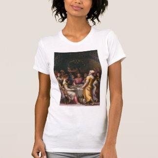 Boda de Jorge Vasari- en Cana Camiseta