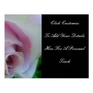 Boda de la lila subió postal
