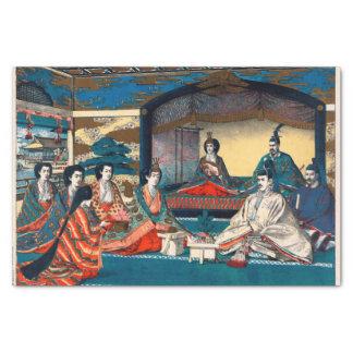 Boda del Príncipe heredero Yoshihito Papel De Seda