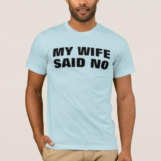 Boda divertida del novio camiseta