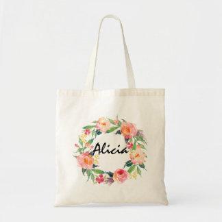 Bolsas de tela como recuerdos de boda en Zazzle