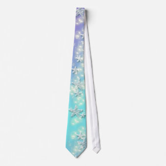 Boda púrpura azul de las estrellas de mar de la pl corbatas personalizadas