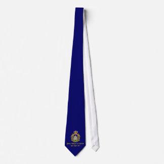 Boda real corbata
