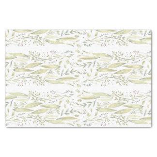 Boda rústico floral de la acuarela del país de las papel de seda