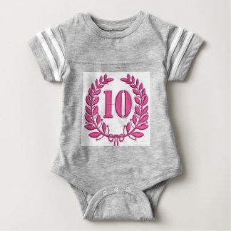 Body Para Bebé 10 años
