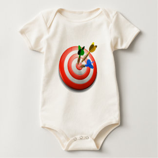 Body Para Bebé 3D lanza la diana Onesey