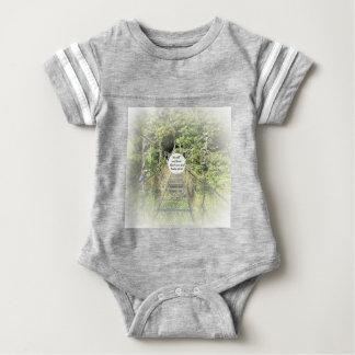Body Para Bebé 46:10 del salmo