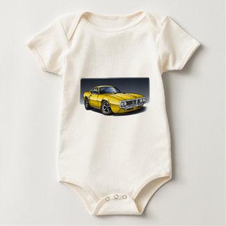 Body Para Bebé 67_68_Firebird_Yellow