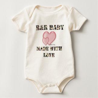Body Para Bebé 7x7Baby's hecho con amor por Dani